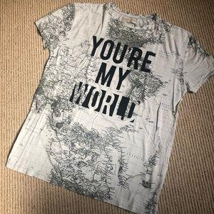 Zara boys collection T-Shirt SZ 13/14